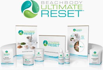 Beachbody Ultimate Reset.