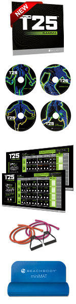 T25 Gamma Package.