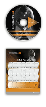P90X3 Elite Workout.