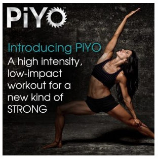 PiYo Workout.