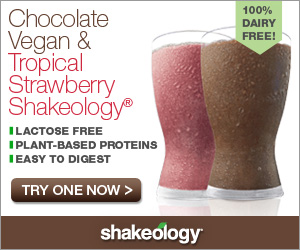 Shakeology Vegan Family