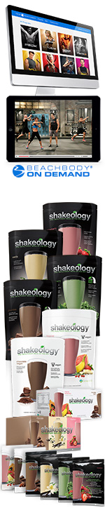 Club and Shakeology Challenge Pack.