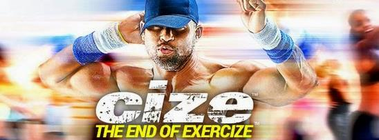 CIZE The End of Exercize.