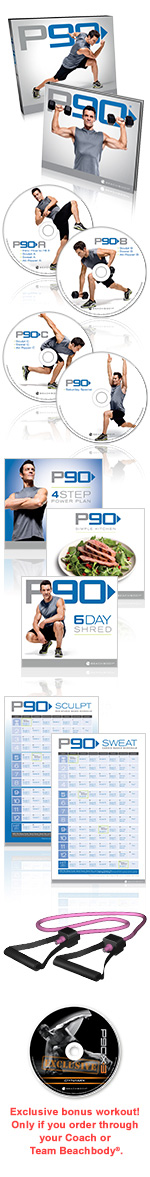 P90 DVD Package.