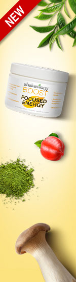 Shakeology Focused Energy Boost Supplement.