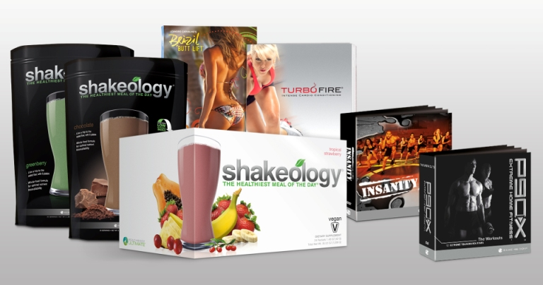Shakeology Challenge Packs.